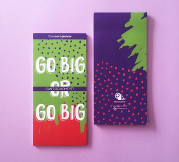 Realistic Notepads - Go Big or Go Big