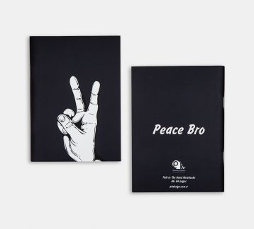 Talk to the Hand Notebooks - Peace