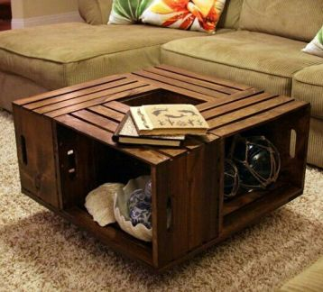 Yard Coffee Table | Yard Orta Sehpa