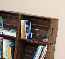 Yard Kısa Kitaplık | Yard Short Book Shelves