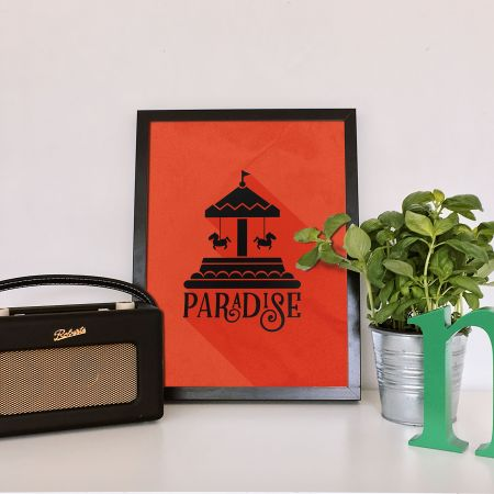 Paradise | Poster