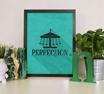 Perfection   Poster