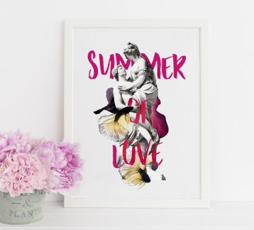 Summer Of Love | Poster