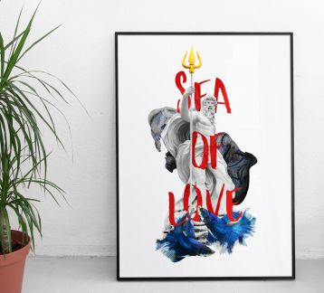 Sea Of Love | Poster