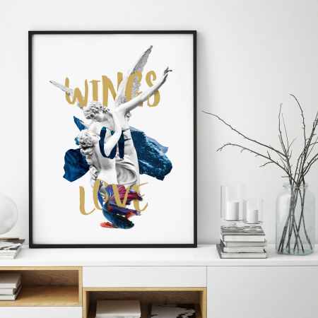 Wings Of Love | Poster