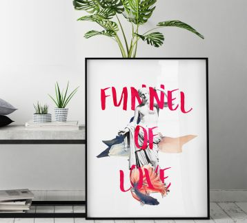 Funnel Of Love | Poster