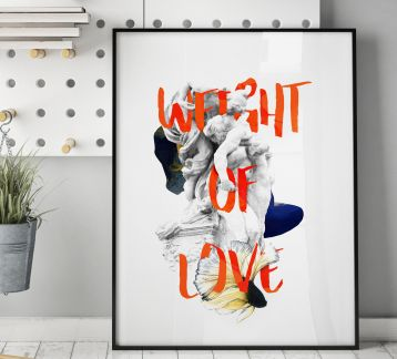 Weight Of Love | Poster