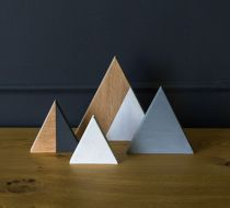 Wood Triangles - 2