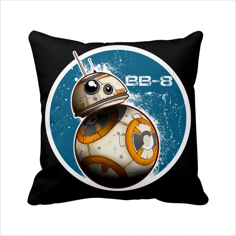 BB-8 Droid Star Wars Yastık