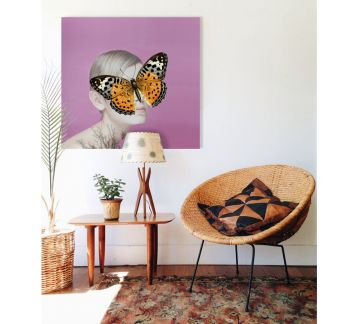 BUTTERFLY Canvas Tablo