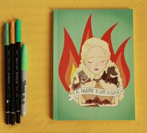 Game Of Thrones-Khaleesi Defter