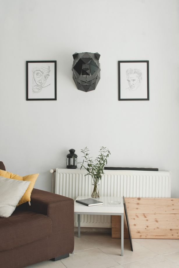 METAL ART - ORSO