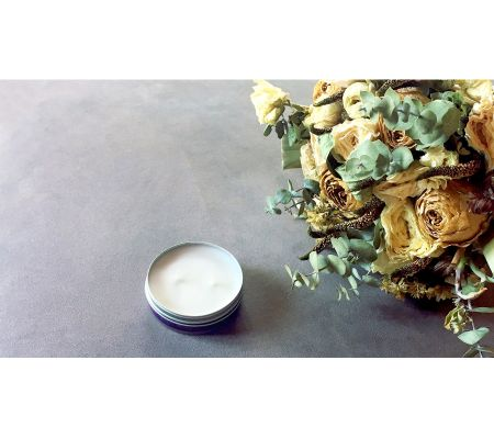 Lotion Candle - Blueberry & Coconut