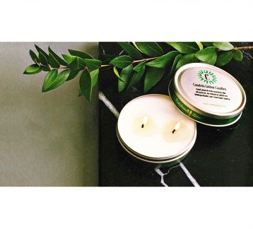 Lotion Candle - Patchouli & Lime