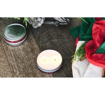 Lotion Candle - Apple & Cinnamon