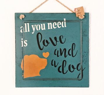 All You Need is Love and a Dog