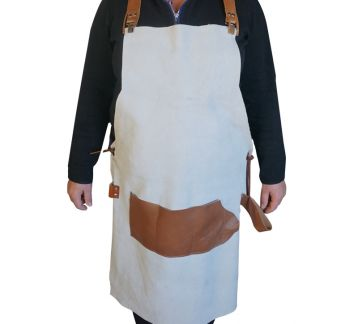 Deri İş Önlüğü / Leather Apron
