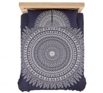 WAKAN  MANDALA TAPESTRY & PILLOW SET