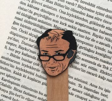 Handmade Bookmark - Munir Ozkul
