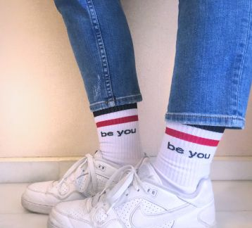 be you unisex çorap