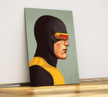 Cyclops / X-Men - Metal Poster