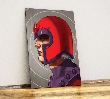Magneto / X-Men - Metal Poster