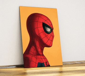 Spiderman - Metal Poster