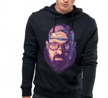 Breaking Bad Erkek Sweatshirt