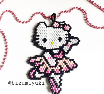 Hello kitty kolye ucu