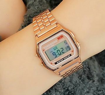Casio model retro saat