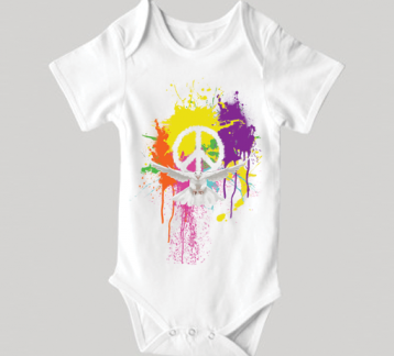 Peace & Dove Bebek Body