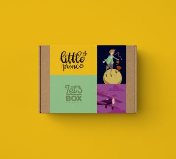 LITTLE PRINCE BOX - LET'S BOX