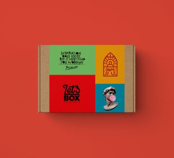 ART BOX - LET'S BOX