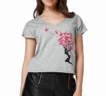 Mumu Swallows Women T-shirt