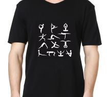 Mumu Yoga Men T-shirt
