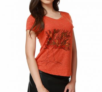 Mumu Tree of Life Woment T-shirt