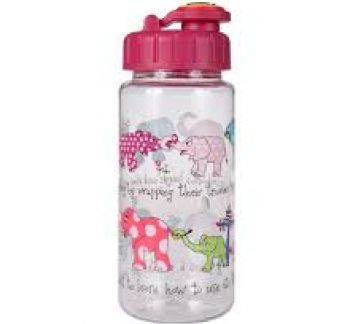 "Tyrrell Katz Pipetli Suluk /Matara 400 ml ""Elephants"""