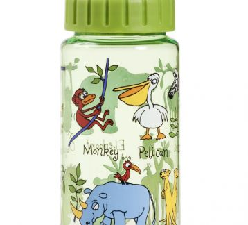 "Tyrrell Katz Pipetli Suluk /Matara 400 ml ""Jungle"""