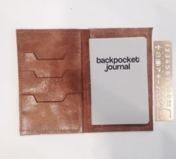 Midori Kitap ayracı ve Black pocket Not defteri