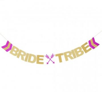 Bride Tribe Banner