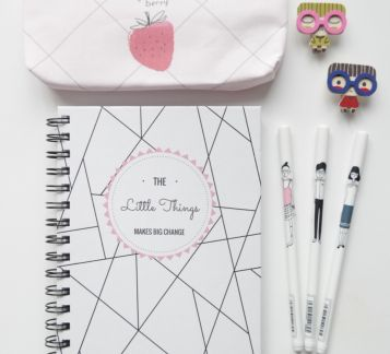 Little Things defter