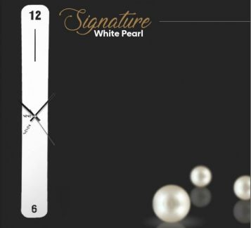 Nine Seven Signature Pearl White