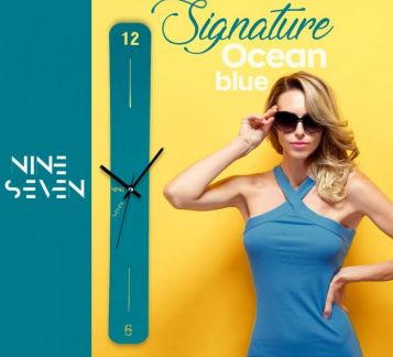 Nine Seven Signature Ocean Blue