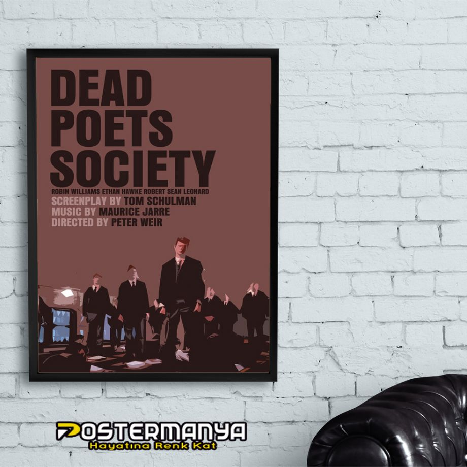 changes in dead poets society Dead poets society is my favorite novel, it is actually a novel based after a movie the movie was so successful they decided to make a novel after it this assignment will be based after that novel.