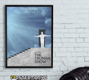 The Truman Show - Tablo & Poster