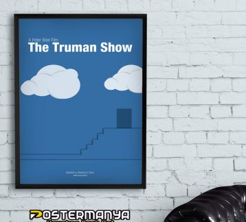 The Truman Show - Tablo & Poster 3