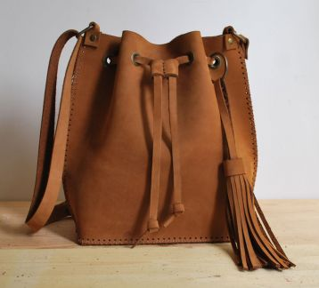 Tarçın Bucket Bag - Atolye Circle