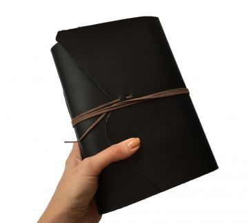 Circle Deri Notebook - Atolye Circle