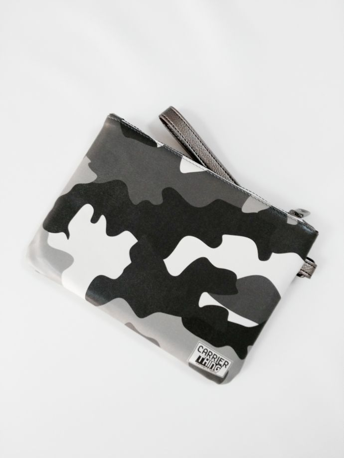 Carrier Thing - Hand Mode Camo Gray