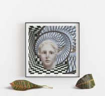Alexander the Great Poster 30*30 cm